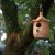 Casa de Passarinho Para Pendurar do Jardineiro Amador - Imagem 3