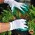 Luvas de Jardinagem Verdes do Jardineiro Amador - Imagem 5