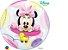 Balão Bubble Bebê Minnie Mouse da Disney - 01 unidade - Imagem 1