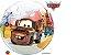 Balão Bubble Relâmpago McQueen e Mate  - 01 unidade - Imagem 2