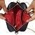 Bolsa Feminina Preta Redonda Transversal Tiracolo de Onça - Imagem 4