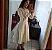 Vestido De Neoprene Gode Moda Evangelica - Imagem 1