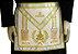 Avental para Past-Master - REAA GOB - Imagem 1