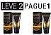 Máscara Ouro 24k -Tratamento  Anti-Ruga  Acne e Oleosidade + Brinde Compre 1 e Ganhe outra Grátis - Imagem 1