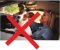 Cadeirinha Assento de Carro para Cachorro Car Seat - Imagem 5