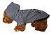 Moletom Canguru para Cães com Bolso e Capuz - Imagem 2