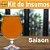 KIT INSUMOS SAISON 20 LITROS - Imagem 1