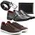 kit Sapato social e sapatenis Casual Masculino + carteira e cinto - Imagem 2