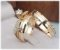 Kit Moeda Antiga - Forro Folheado Ouro 18k - Imagem 1