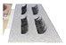 Cílios Postiços Magnético  Imã Volume Médio de Fibra  Sintética - Imagem 2