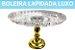 BOLEIRA LAPIDADA LUXO - Imagem 1