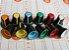 Knob pastico varias cores - Imagem 1