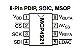 Mcp4921 Dac 12bits Spi Conversor Digital Analogico - Imagem 3