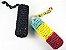 Capa de proteção em crochê para vaporizador de ervas na cor Preta e Bob Marley da KingVapo. - Imagem 1
