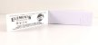 Piteira papel Elements perforated livreto com 50 folhas. - Imagem 4