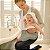 Toalha Cuddledry Infanti Cinza - Imagem 6