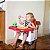 Assento Elevatório para Alimentação Mila (até 15 kg) - Vermelho - Infanti - Imagem 11