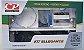 Kit Acess Banheiro Ellegance de Vidro 5 peças Fumê - Imagem 1