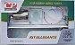 Kit Acess Banheiro Ellegance de Vidro 5 peças Incolor  - Imagem 1