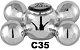 Torneira 2170 Pia BM+Filtro Metal C35 Super Pop - Imagem 2