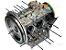 Miolo Motor Montado VW 1300 / 1500 / 1600 AR Carburado ou Injeção - Imagem 1