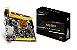 Placa Mãe Biostar A68N com processador integrado AMD E1 - Imagem 1