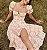Vestido Florido CAMPONESA  - Imagem 1