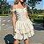 Vestido Vintage com BABADOS - Imagem 1