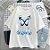 Camiseta BORBOLETA AZUL - Imagem 4