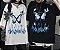 Camiseta BORBOLETA AZUL - Imagem 1