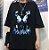 Camiseta BORBOLETA AZUL - Imagem 2