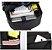 Mochila K-pop BTS - KEYCHAIN - Com saída USB para Carregador - Imagem 3