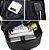 Mochila K-pop BLACKPINK - KEYCHAIN - Com saída USB para Carregador - Imagem 2