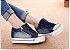 Tênis Jeans URBANO ZIP-UP - Imagem 9