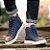 Tênis Jeans Urbano + COURO em Duas Cores - Imagem 6