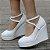 Sapato Salto Anabela HEARTLING em Três Cores - Imagem 7