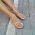 Sandália Flat JADE QUEEN - Imagem 5