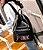 Mochila de Couro PINK - Duas Cores - Imagem 1