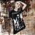 Camiseta Gótica Longline ALL CATS ARE BLACK - Imagem 2
