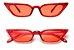 Óculos OLHAR FELINO - Várias Cores - Imagem 3