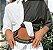 Camisa Cropped GOTHDUO - Black & White - Imagem 5