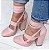 Sapato de Couro LEATHER & LACE - Várias Cores - Imagem 4