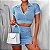 Conjunto Cropped + Minissaia FASHION GIRL - Várias Cores - Imagem 1