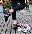 Tênis Trainer de Couro TOUY TONG - Duas Cores - Imagem 7