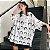 Camiseta Longline FUNNY FACES - Duas Cores - Imagem 6