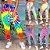 Calça Jogger RAINBOW COLORS - Várias Cores - Imagem 2