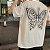 Camiseta BORBOLETA LUMINA - Duas Cores - Imagem 4