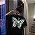 Camiseta BORBOLETA LUMINA - Duas Cores - Imagem 5