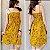 Vestido de Alcinha FLORES DA PRIMAVERA I - Várias Estampas - Imagem 1