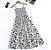 Vestido de Alcinha FLORES DA PRIMAVERA I - Várias Estampas - Imagem 2